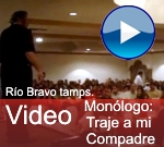 VIDEO: camara de comercio Rio Bravo Tamps